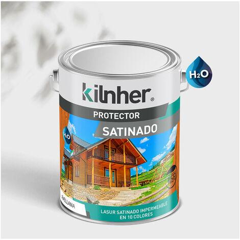 "main image of ""Kilnher - Lasur Protector Satinado - 4L"""