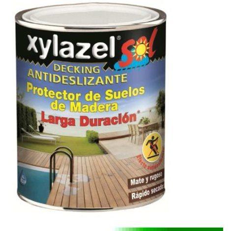 Lasur suelos Sol Decking antideslizante Xylazel