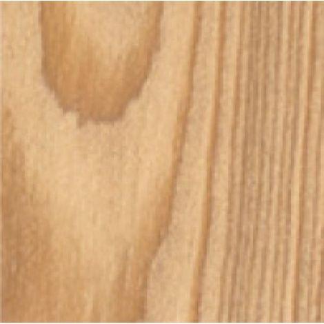 Lasure acrylique polyuréthane Tech-Wood, teinte chêne moyen, bidon de 1l - Chêne moyen - Chêne moyen