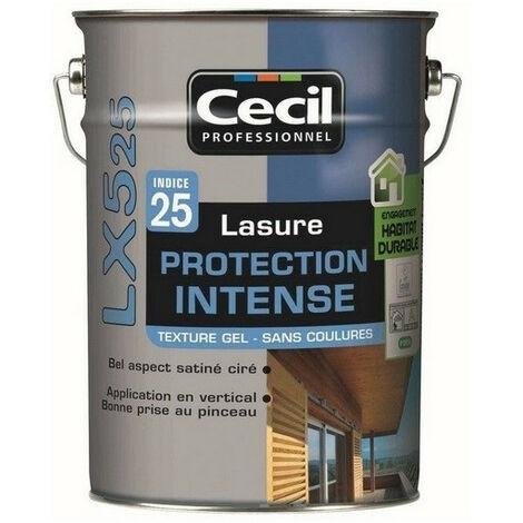 Lasure Cecil Professionnel gel acrylique LX525 1 L - plusieurs modèles disponibles