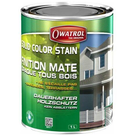 Lasure de finition opaque Solid Color Stain 2,5L