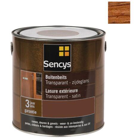 Lasure Extérieure Satin - Sencys