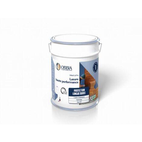 Lasure haute performance Obbiacryl Pro 5L OBBIA - Chêne foncé