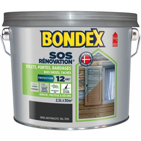 """main image of """"Lasure Opaque Rénovation Volets, Satin Bondex"""""""