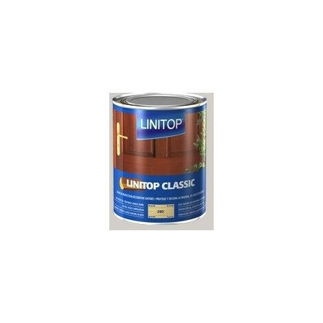 Lasure satinée 2,5L Linitop Classic - plusieurs modèles disponibles