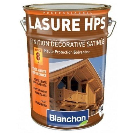 Lasure satinée HPS 1L - BLANCHON