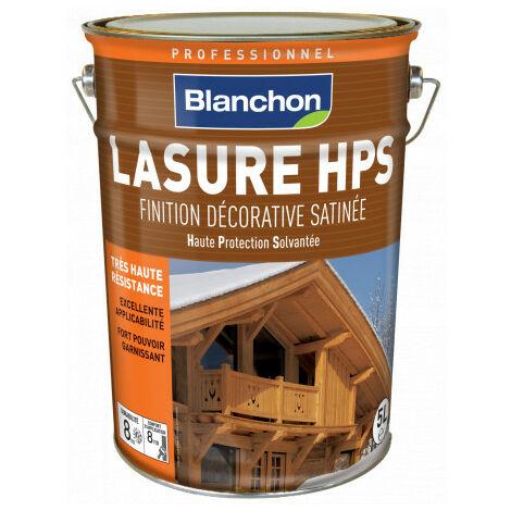 Lasure satinée HPS 5L - BLANCHON