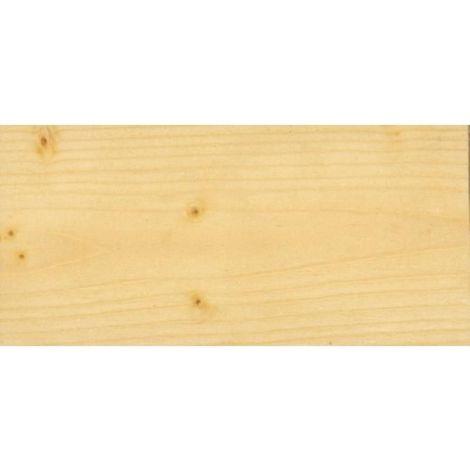 Lasure très longue durée environnement, chêne moyen, boîte de 1 litre - Chêne moyen - Chêne moyen