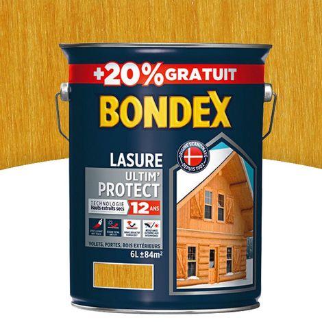 Protector incoloro para madera de exteriores
