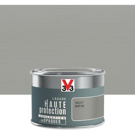 Lasure V33 Hp les opaques 8 ans galet satiné 0.125 l