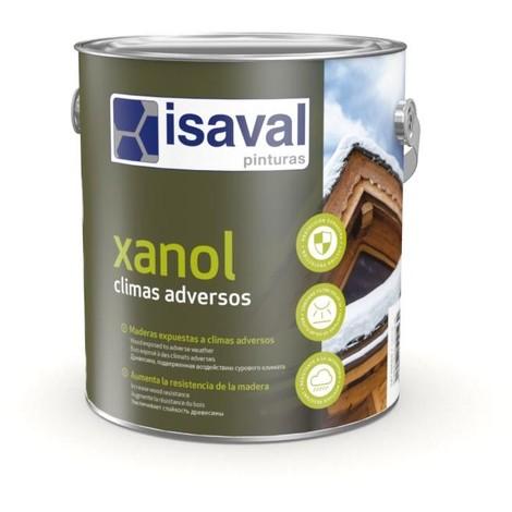 Lasure xanol Satiné 2.5L Incolore-Isaval