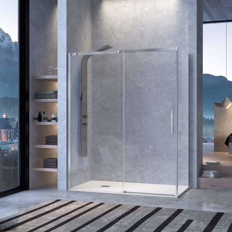 Lateral para frente de ducha LUNA