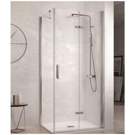 Lateral para frente de ducha NARDI