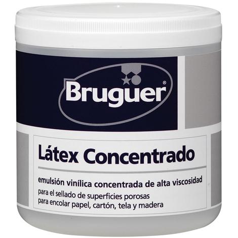 Latex Concentrado Blanco - BRUGUER - 5056412 - 4 L