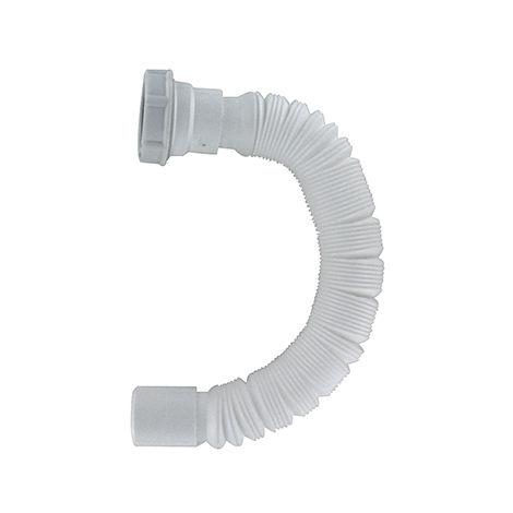 Latiguillo de desagüe articulada Ø32