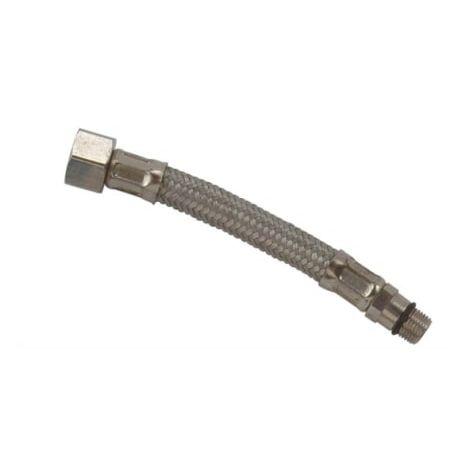 Latiguillo fregadero ext. 15 cm.