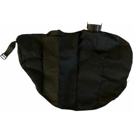 Laubsauger Fangsack passend für OBI CMI C-ELS-2500 Elektro Laubsauger ! RUND !