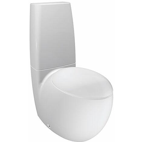 Laufen Alessi un lavabo de pie, para cisterna de superficie, 390x720, LCC blanco - H8229764000001