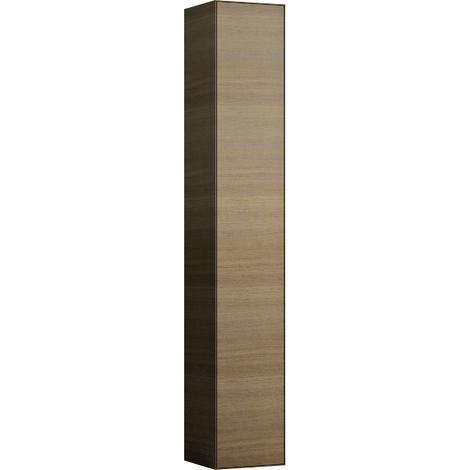 Laufen Boutique Armario alto, 1 puerta, bisagra izquierda/derecha, 1800x300x300x300, color: Roble oscuro - H4091311502511