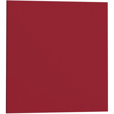 Laufen Panneau arrière de la Palomba pour Box 407001, 260x260, Coloris: rubis - H4071511802271