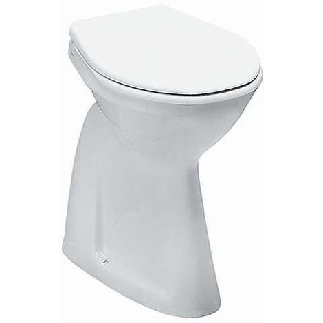 Laufen Pascha Tiefspül-Stand-WC L:55xB:36,5cm weiß H8221350000001