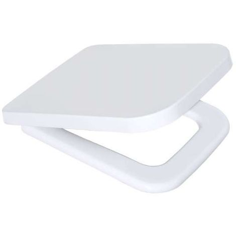 Laufen PRO S WC-Sitz mit Deckel , mit Absenkautomatik , abnehmbar, weiß 8919610000001