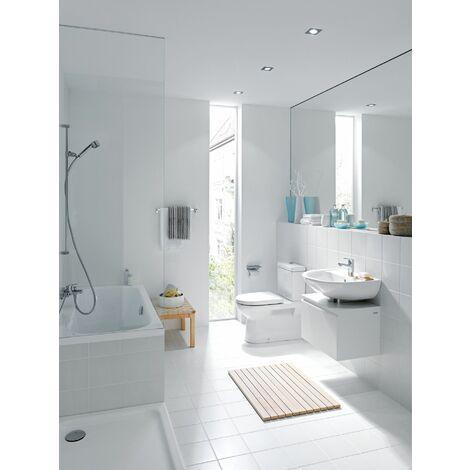 Laufen PRO Stand-Tiefspül-WC, Abgang innen senkrecht, 360x670, weiß, Farbe: Weiß mit LCC - H8249574000001