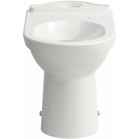 Laufen PRO Stand-Tiefspül-WC, Abgang waagrecht, 360x670, Farbe: Bahamabeige - H8249560180001