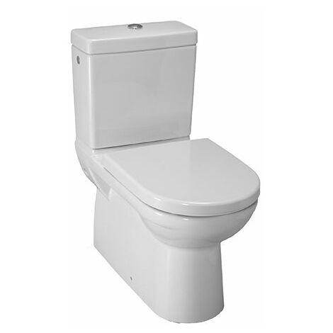 Laufen PRO Stand-Tiefspül-WC, Abgang waagrecht/senkrecht, 360x700, weiß, Farbe: Pergamon - H8249580490001