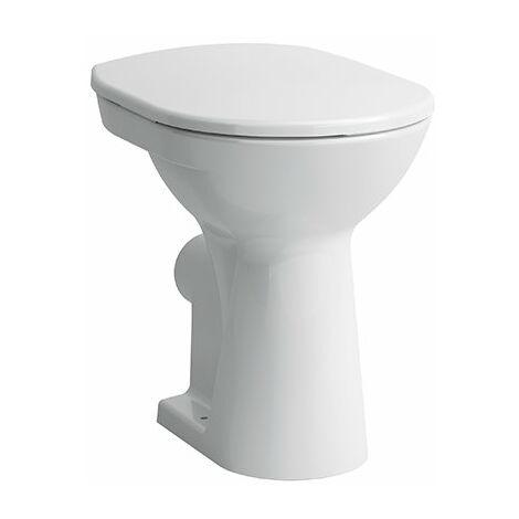 Laufen PRO Stand-Tiefspül-WC, Abg.waagrecht, 360x470 mm, Farbe: Weiß - H8259550000001