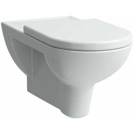 Laufen PRO WC mural lavable, accessible aux handicapés, 360x700, blanc - H8209540000001