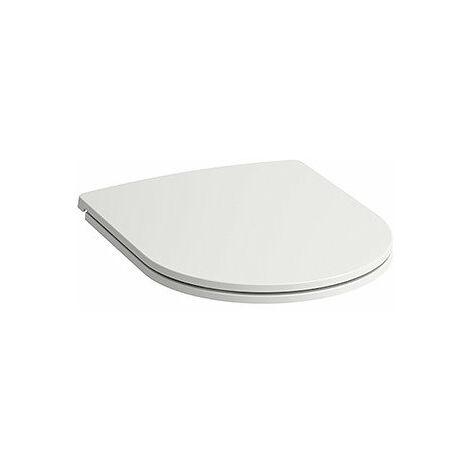 Laufen PRO WC-Sitz, mit Deckel, slim, 485x390, Absenkautomatik, weiß - H8989660000001