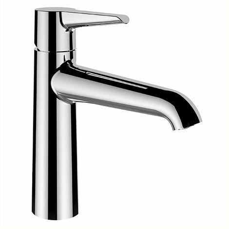 Laufen Val Miscelatore monocomando per lavabo, bocca di erogazione fissa, a sbalzo 140 mm, senza scarico, cromato - H3113810041201