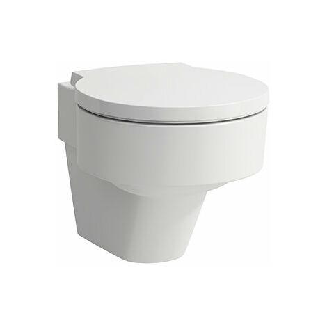 Laufen VAL WC mural, lavable, sans fleur, 390x530, blanc, Coloris: Blanc - H8202810000001