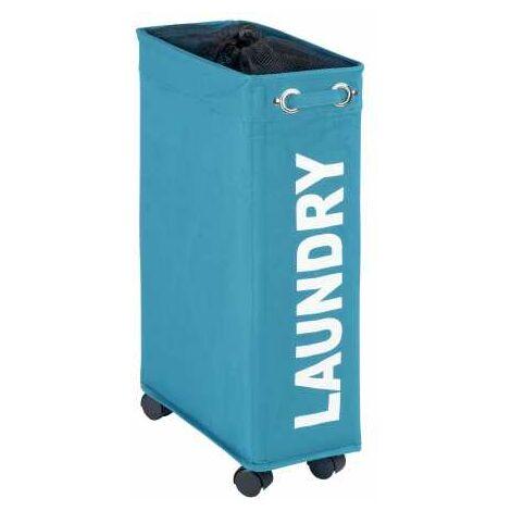 Laundry Bin Corno petrol WENKO