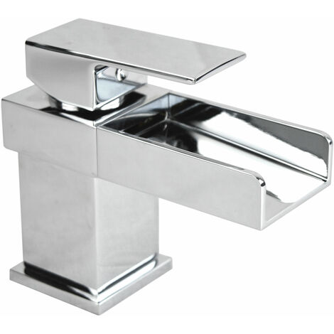 LAURA WATERFALL BASIN MONO MIXER TAP