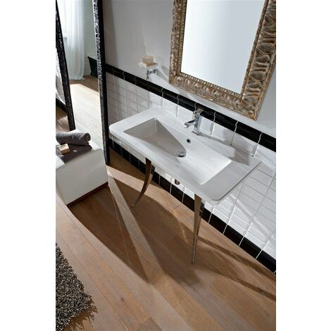 Lavabo Butterly grande taille