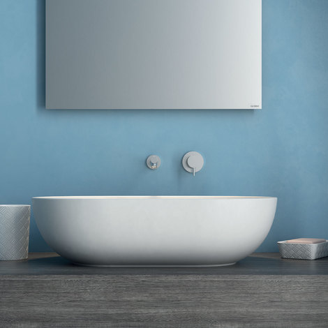 Lavabo Da Appoggio In Ceramica