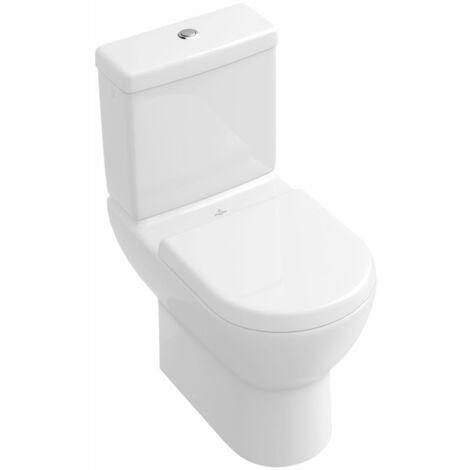 Lavabo de Villeroy und Boch para la combinación Subterráneo 660910 370x670mm, blanco, color: Cerámica Blanca - 660910R1
