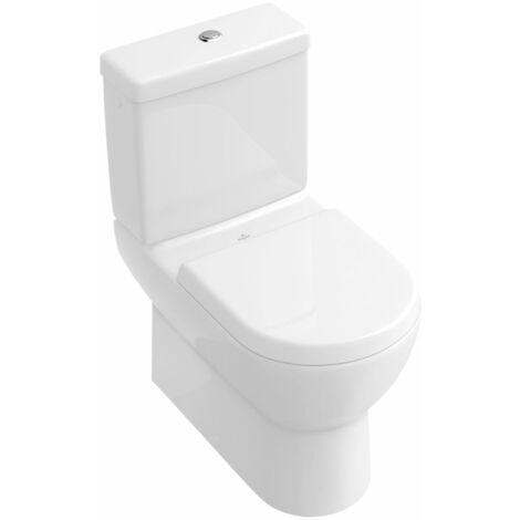 Lavabo de Villeroy und Boch para la combinación Subterráneo 661010 370x670mm, blanco, color: Cerámica Blanca - 661010R1