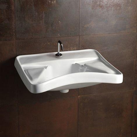 Lavabo Ergonomico Per Disabili Confort