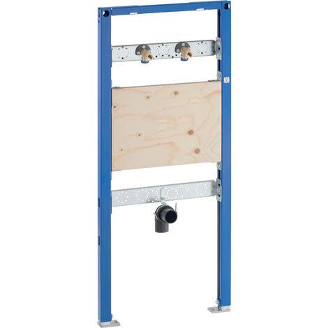 Lavabo Geberit Duofix, 112 - 130cm, para montaje en pared - 111.450.00.1