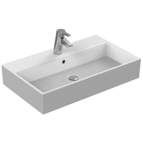 Lavabo Ideal Standard Strada 710mm K0782, color: Blanco con Ideal Plus - K0782MA