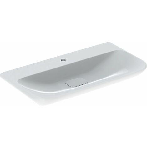 Lavabo Keramag myDay 1000x480mm, blanco con KeraTect, 125400 - 125400600