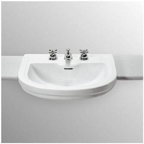 Lavabo Semincasso Calla Ideal Standard Colore Bianco Europeo T097701