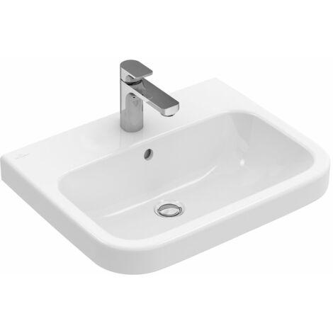 Lavabo Villeroy y Boch Architectura 41886G 600x470mm, blanco, color: Blanco - 41886G01