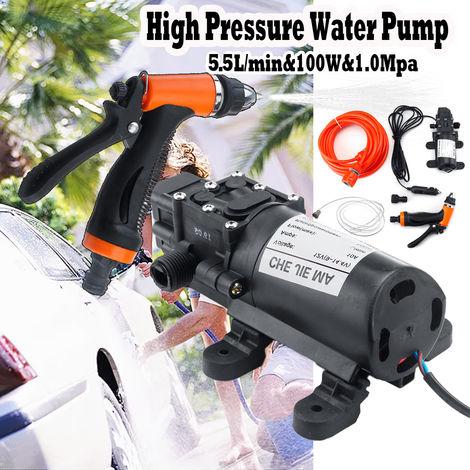 """main image of """"Lavadora de alta presión de 12V Bomba de lavado de coches portátil Herramientas de lavado Pistola de lavado"""""""
