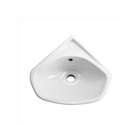 Scala Ceramica Ideal Standard.Lavamano Ad Angolo 43x39 Scala Ideal Standard Mod Salaria Colore Bianco