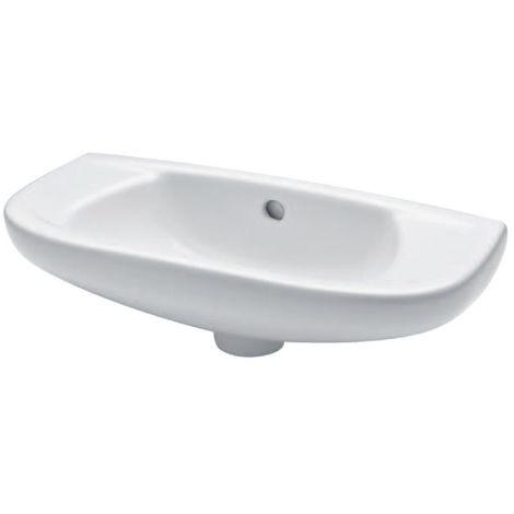 Lave-mains 50x23,5cm ROCA POLO - Blanc