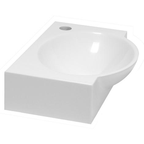 lave mains blanc mini 40x29cm i vaporesimi4. Black Bedroom Furniture Sets. Home Design Ideas